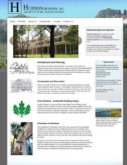 Hudson Designs Website