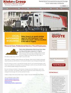 Kloke Group Website