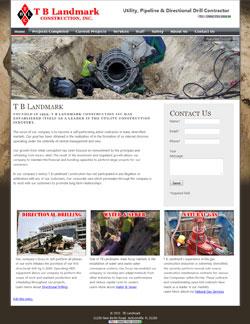 TB Landmark Website