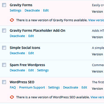 wordpress-plugin-maintenance