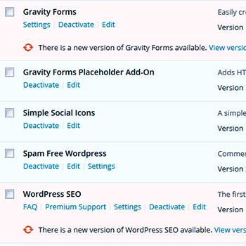 wordpress-plugin-maintenance
